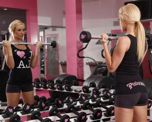 фитнес програма за начинаещи жени избор на упражнения и фитнес инструктор