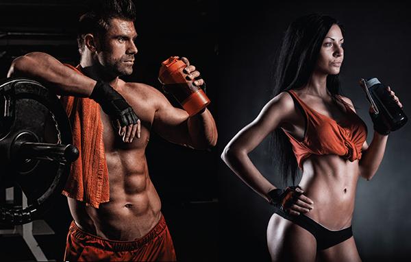 Фитнес профрамии диети