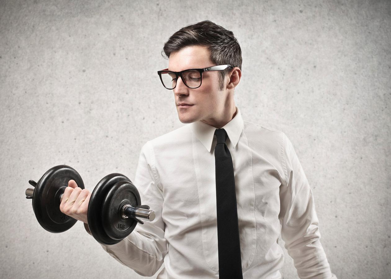 Умерен фитнес