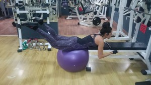 Фитнес за жени с Любов Бабалеева