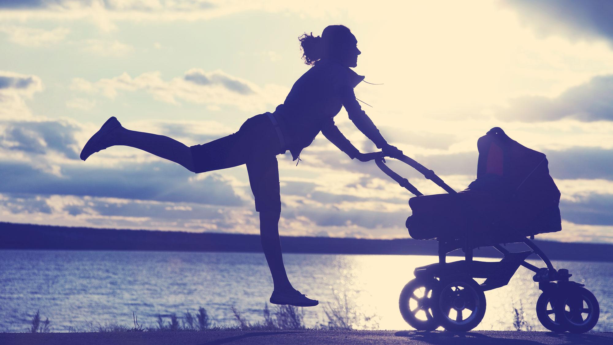 отново във форма след бременноста
