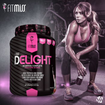 fitmiss delight протеин за жени