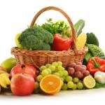 Плодове и зеленчуци за бременни.