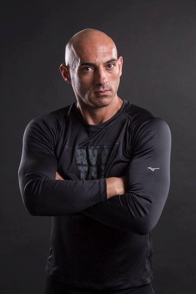 Димитър Николов фитнес инструктор