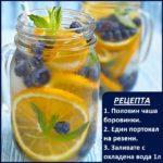 Детокси-полодова-вода-с-боровинки-мента-портокал