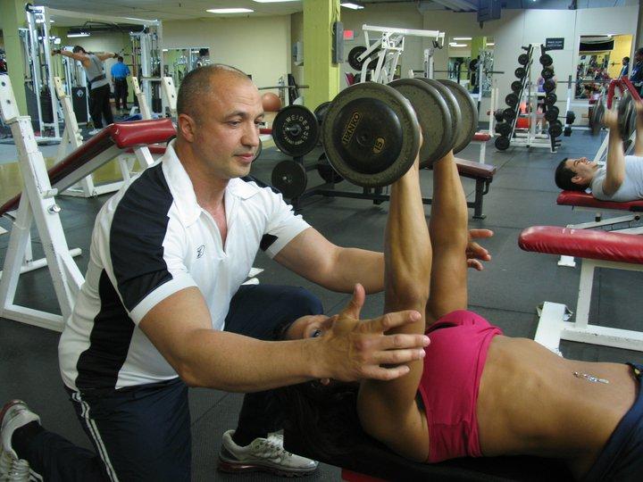 професионалните треньорски курсове на N.A.F.A. (Nord American Fitness Academy) Борис Чимев