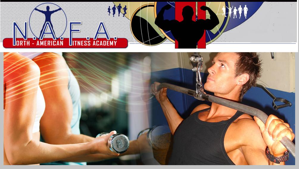 професионалните треньорски курсове на N.A.F.A. (Nord American Fitness Academy)