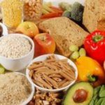 Фибри в кои храни се съдържат.