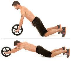 фитнес упражнения за корем с колело