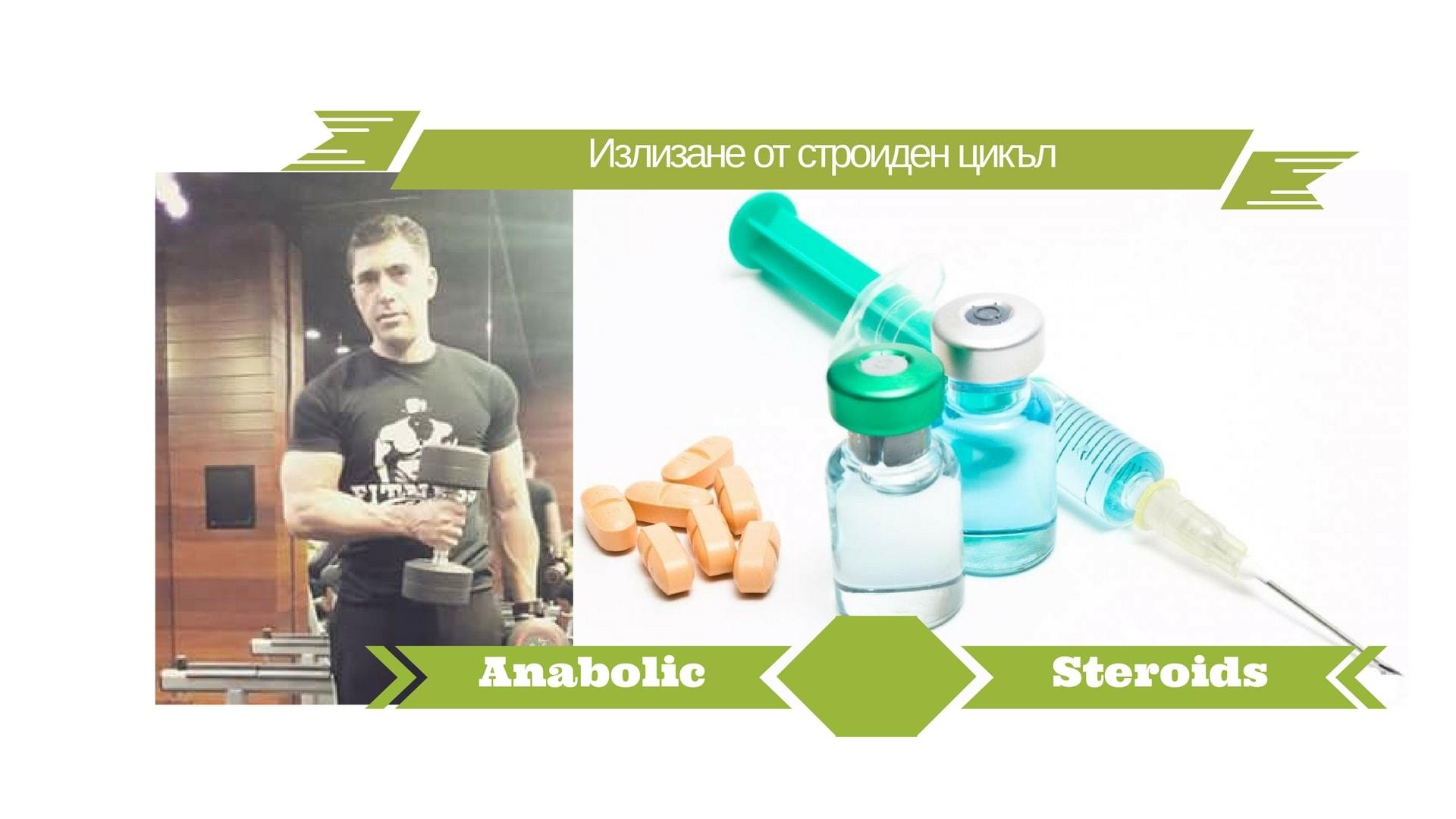 Излизане от стероиден цикъл