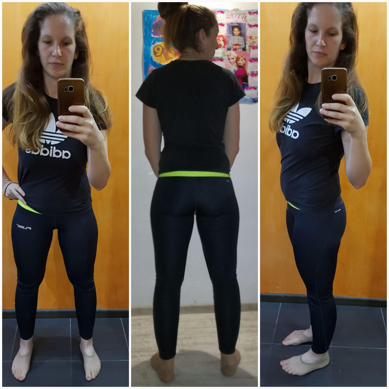 упражнения за отслабване и стягане за жени