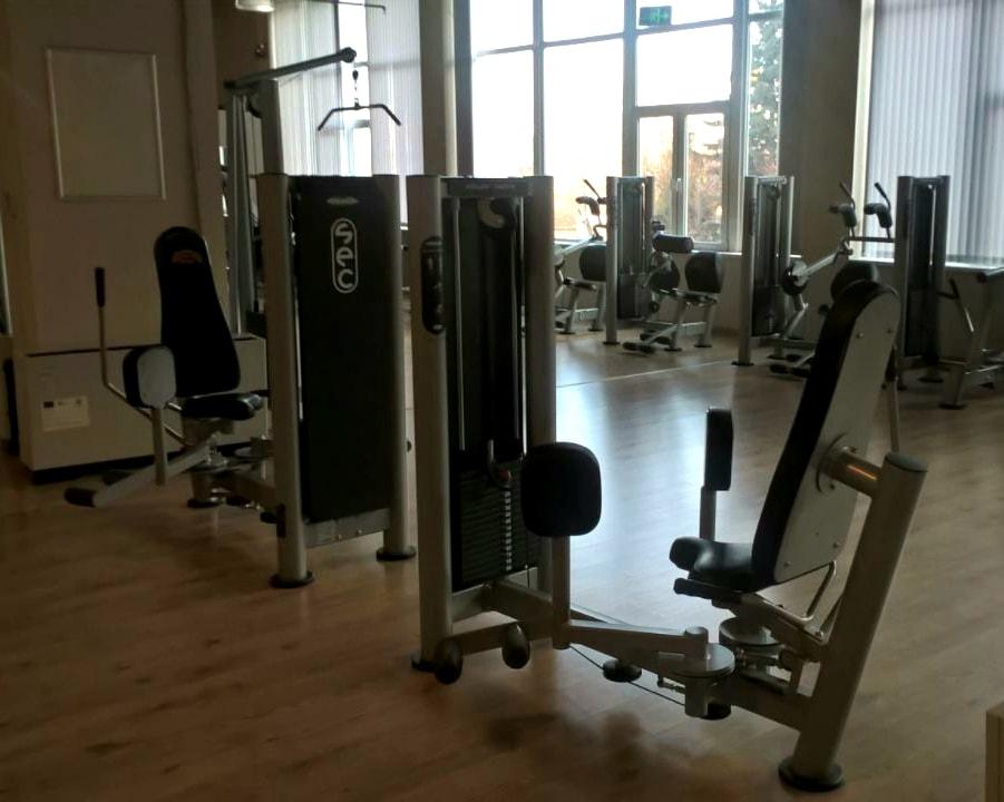 Атлетик фитнес уреди