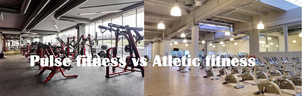 Атлетик фитнес или пулс фитнес да изберем