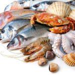 Морска храна за кръвна група Б