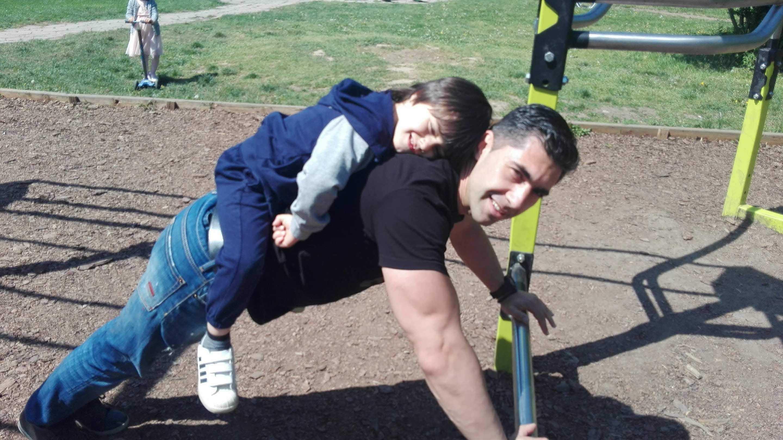 Фитнес тренировки на деца