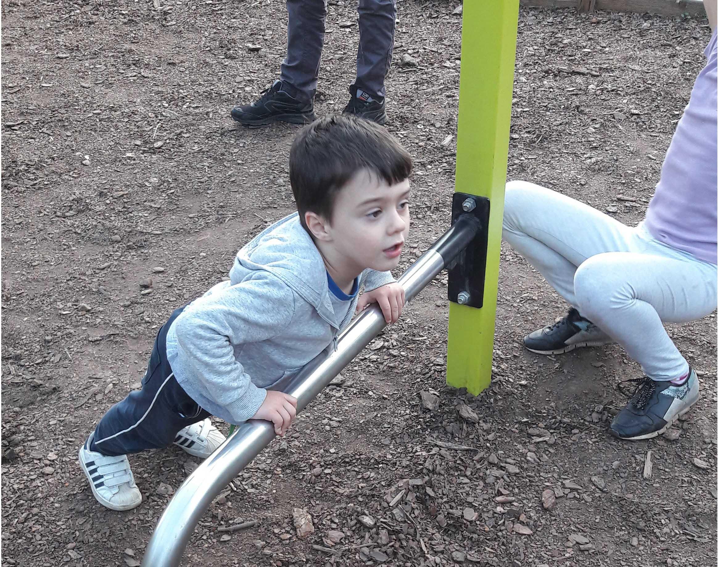 трениривки на деца