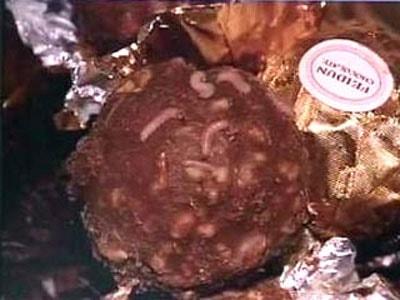 Бонбони с бели червеи фереро роше как да спрем сладките храни
