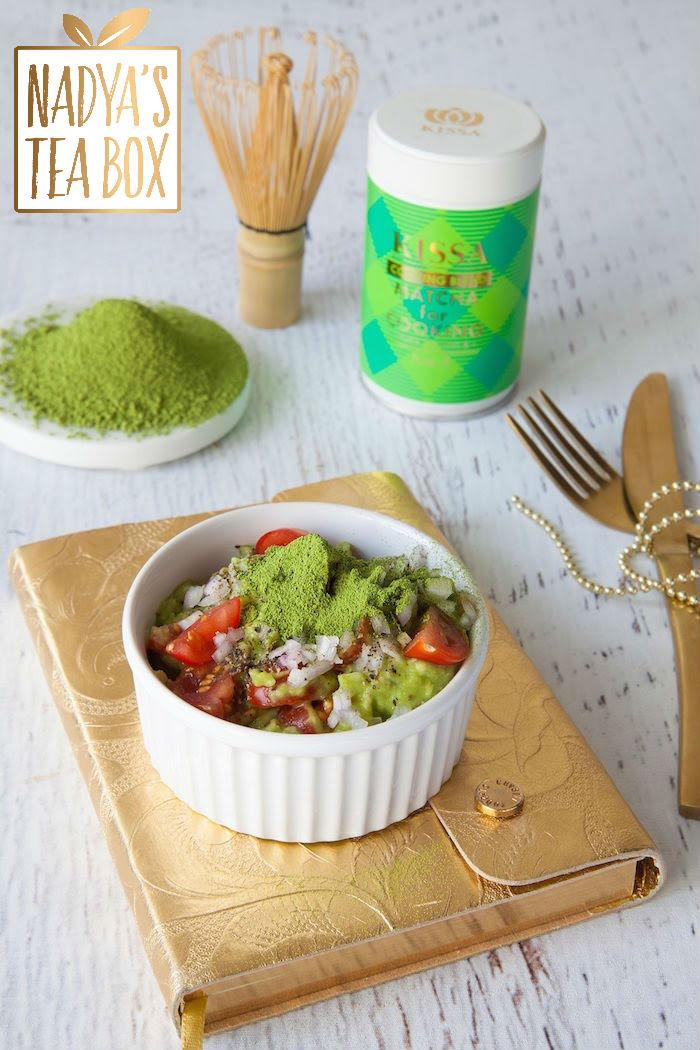 Чай Matcha финна зелена пудра, за отслабване и детокс