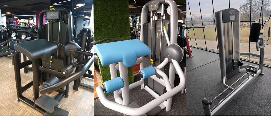 Фитнес уреди за тренировка на дупе във фитнес Pulse