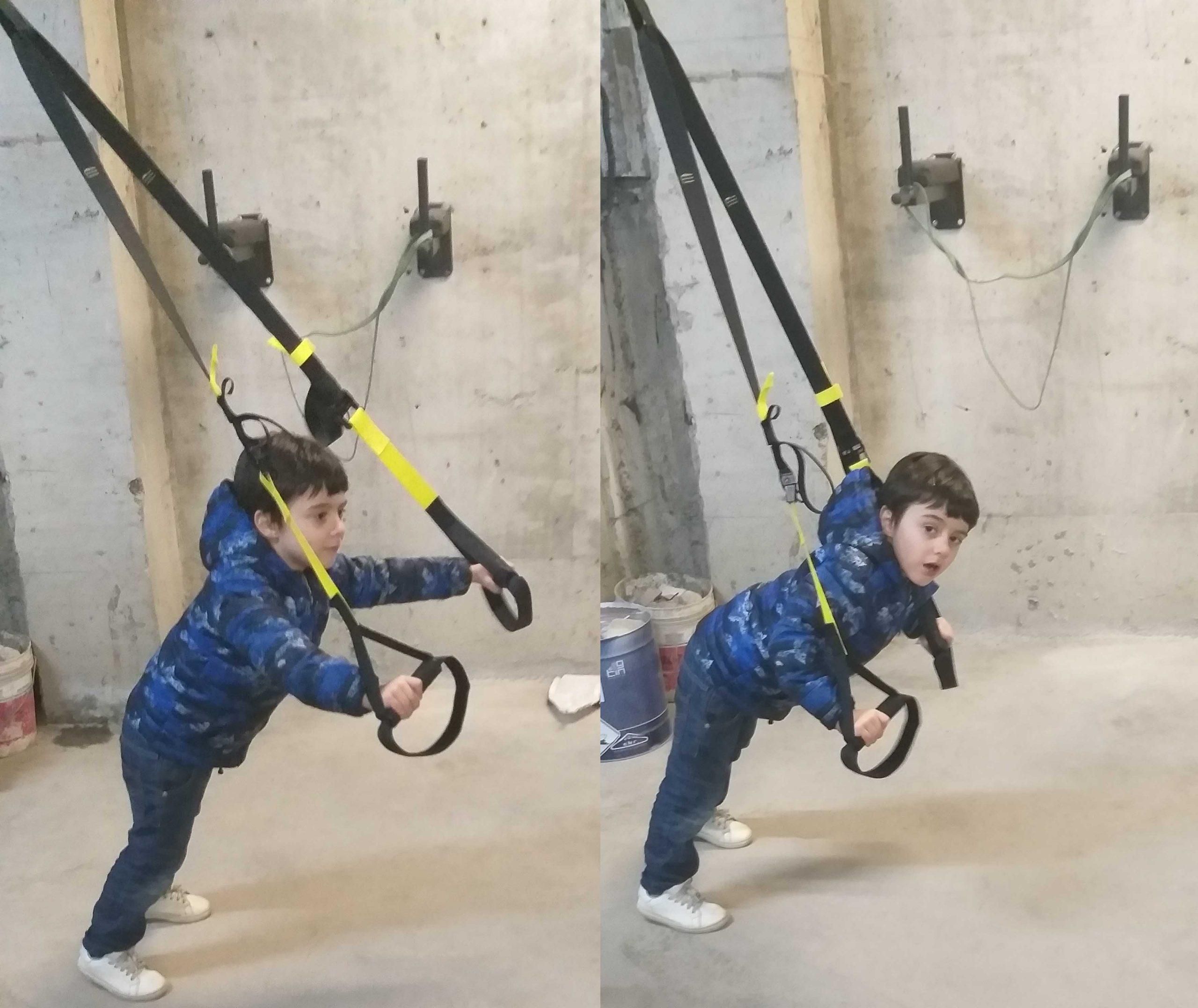 TRX тренировки и упражнения, възраст