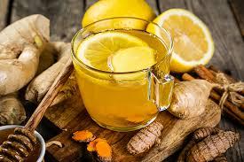 чай от джинджифил